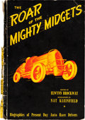 Miscellaneous Collectibles:General, 1948 The Roar of the Mighty Midgets Book. ...