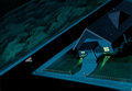 Animation Art:Painted cel background, Batman/Superman Hour Clark Kent's Home Painted Background(Filmation, 1968)....