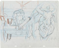 Animation Art:Production Drawing, Heavy Metal 2000 Animation Drawing (CineGroupe, 2000)....
