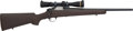 Long Guns:Bolt Action, .308 Win Customized Remington Model 600 Bolt Action Rifle with Telescopic Sight. . ...