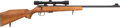 Long Guns:Bolt Action, Savage Anschutz Model 141M Bolt Action Rifle....