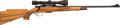 Long Guns:Bolt Action, Savage Anschutz Model 153 Bolt Action Rifle with TelescopicSight....