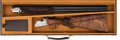 Long Guns:Other, Cased 20 gauge Beretta Model AS-20 EL Boxlock Ejector Over andUnder Shotgun.. ...