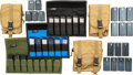 Ammunition, Large Lot of Magazines and Pouches....