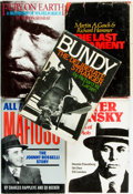 Books:Biography & Memoir, [Biography]. Group of Five about Infamous Figures. Variouspublishers and dates.... (Total: 5 Items)