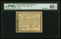 Colonial Notes:Rhode Island, Rhode Island July 2, 1780 $4 PMG Gem Uncirculated 65 EPQ.. ...