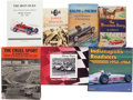 Miscellaneous Collectibles:General, 1960s-2000s Indianapolis 500 Related Books Lot of 7....