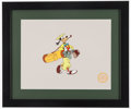 "Miscellaneous Collectibles:General, ""How to Play Golf"" Walt Disney Cartoon Cell Serigraph...."