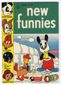 Golden Age (1938-1955):Funny Animal, New Funnies #108 File Copy (Dell, 1946) Condition: VF....