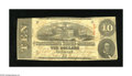Confederate Notes:1863 Issues, T59 $10 1863. This is a crispy 1st Series $10 issued during May1863, the second month for this design. Fine-Very Fine....