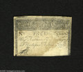 Colonial Notes:North Carolina, North Carolina April 2, 1776 $5 Very Fine. There are two varietiesof $5 notes from this issue. This is the one with the Thr...