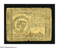 Colonial Notes:Continental Congress Issues, Continental Currency February 26, 1777 $8 Very Good....