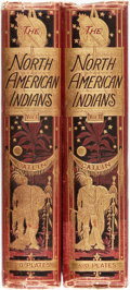 Books:Americana & American History, George Catlin. North American Indians... In TwoVolumes. Edinburgh: John Grant, 1926.... (Total: 2 Items)