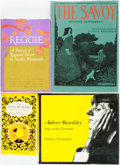 Books:Art & Architecture, [Art/Biography]. Group of Four Related to Victorian Artists. Various publishers and dates. One, The Yellow Book, is si... (Total: 4 Items)
