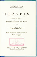 Books:Literature Pre-1900, Jonathan Swift. Gulliver's Travels. Travels into Several Remote Nations of the World of Lemuel Gulliver. Mount V...