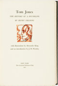 Books:Literature Pre-1900, Alexander King, illustrations. SIGNED/LIMITED. Henry Fielding.Tom Jones. The History of a Foundling. New York: The ...