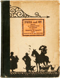 Books:Fiction, Cameron Roger, editor. Full and By. Being a Collection of Verses. Garden City: Doubleday, Page & Company, 1925. Illu...
