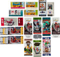 Miscellaneous Collectibles:General, 1974-2013 Indianapolis 500 Ticket Stubs Lot of 16. ...