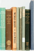 Books:Social Sciences, H. G. Wells. Group of Eight Non-fiction Titles. Various publisher'sand dates.... (Total: 8 )