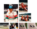 Miscellaneous Collectibles:General, Two Albums of Indianapolis 500 Photographs....