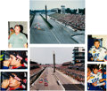 Miscellaneous Collectibles:General, 1990's Brickyard 400 Photograph Collection with Over 200 Images....