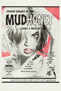 "Movie Posters:Sexploitation, Mudhoney (Eve Productions, 1965). One Sheet (27.25"" X 41"") PinkStyle.. ..."