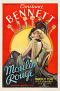 "Movie Posters:Comedy, Moulin Rouge (United Artists, 1934). One Sheet (27.25"" X 41"").. ..."