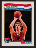Basketball Collectibles:Others, Joe Kleine Game Worn Signed Sneakers....