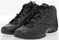 Basketball Collectibles:Others, Marcus Banks Game Worn Sneakers....