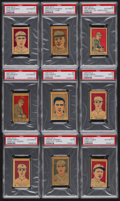 Baseball Cards:Sets, 1926 W512 Baseball Players PSA Near Set (7/10) Plus Two Variations. ...