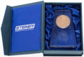 Baseball Collectibles:Others, Steiner Florida Marlins Game Used Dirt Crystal Display. ...