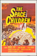 "Movie Posters:Science Fiction, The Space Children (Paramount, 1958). One Sheet (27"" X 41"").Science Fiction.. ..."