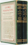Books:Biography & Memoir, [George Washington]. Douglas Southall Freeman. GeorgeWashington. A Biography, Vols. I & II. New Yor...(Total: 2 Items)