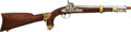 Military & Patriotic:Civil War, U.S. Model 1855 Springfield .58 Caliber Percussion Pistol Carbine Dated 1856...