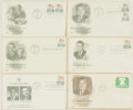Miscellaneous:Ephemera, [Richard Nixon]. Group of Six Presidential Philatelic First DayCovers. 1969-1974. ...