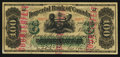 Canadian Currency: , Toronto, ON- Imperial Bank of Canada Counterfeit $100 Jan. 2, 1917 Ch. # 375-16-24C. ...