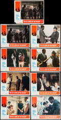 Movie Posters:Academy Award Winners, In the Heat of the Night & Others Lot (United Artists, 1967).Lobby Card Sets of 8 (21) & Title Lobby Cards (9) & LobbyCard... (Total: 260 Items)