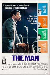 """The Man & Others Lot (Paramount, 1972). One Sheets (6) (27"""" X 41""""). Drama. ... (Total: 6 Items)"""