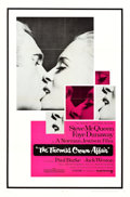 "Movie Posters:Crime, The Thomas Crown Affair (United Artists, 1968). One Sheet (27"" X 41"").. ..."