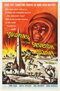 """Movie Posters:Science Fiction, Journey to the Seventh Planet (American International, 1961). OneSheet (27"""" X 41"""").. ..."""