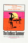 "Movie Posters:Sports, The Endless Summer (Cinema 5, 1966). Day-Glo Silk Screen One Sheet (27"" X 41"").. ..."