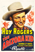 "Movie Posters:Western, The Arizona Kid (Republic, 1939). One Sheet (27.25"" X 41"").. ..."