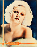 "Movie Posters:Miscellaneous, Jean Harlow Studio Portrait (MGM, 1935). Poster (22"" X 28"").. ..."