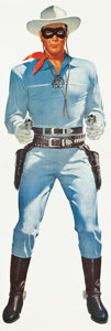 """Movie Posters:Western, The Lone Ranger and Tonto Wheaties Posters (General Mills, 1957). Posters (2) (25"""" X 75"""").. ... (Total: 2 Items)"""