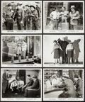 """Movie Posters:Comedy, The World of Abbott and Costello (Universal, 1965). Photos (24) (8""""X 10""""). Comedy.. ... (Total: 24 Items)"""
