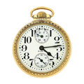 Timepieces:Pocket (post 1900), Elgin 21 Jewels Father Time Up/Down Indicator Pocket Watch. ...