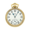 Timepieces:Pocket (post 1900), Ball 23 Jewels Open Face Pocket Watch. ...