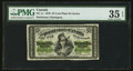 Canadian Currency: , DC-1c 25 Cents 1870. ...