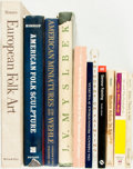 Books:Art & Architecture, [Art/Painting/Sculpture]. Group of Eleven Books. Various Publishers and dates. ... (Total: 11 Items)