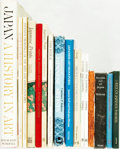Books:Art & Architecture, [Japanese Art]. Group of Sixteen Books. Various Publishers and Dates. ... (Total: 16 Items)